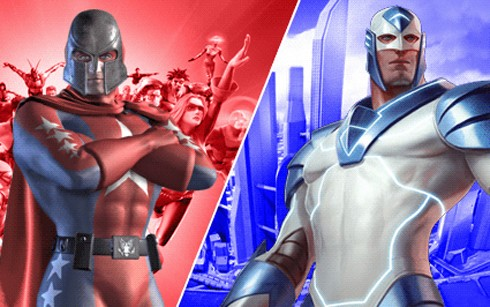 City of Heroes / Villains versus Champions Online