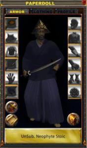 Samurai UnSub in Ultima Online