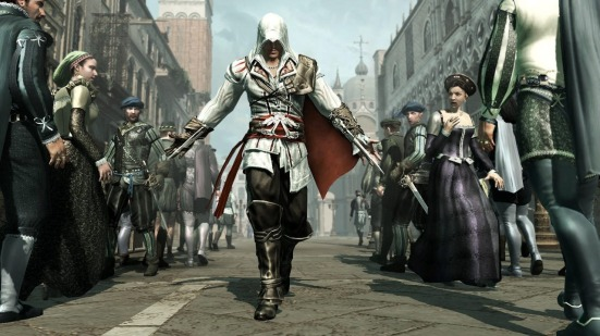 Assassin's Creed 2 artwork