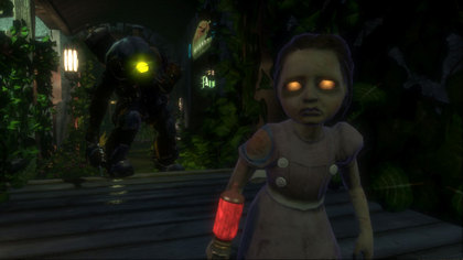 BioShock's Little Sister
