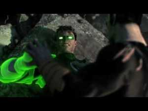 Green Lantern from the DCUO Who Do You Trust trailer