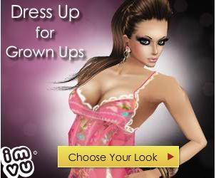 IMVU ad, with boobs ahoy