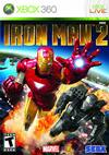 Iron Man 2 box art for the Xbox 260