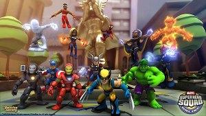 Super Hero Squad Online image