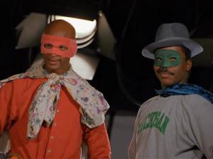 Blankman costumes