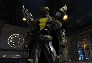 Black Adam Tiered Armour