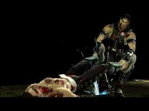 Mortal Kombat: Kung Lao's Hat Buzzsaw Fatality
