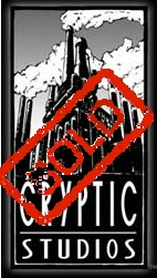 Cryptic Studios - Sold!
