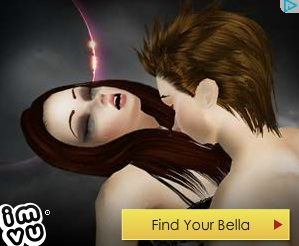 IMVU's Twilight-inspired advertising