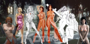 Exclusive: Playboy's Women of Video Games Picture