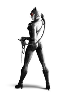 Catwoman from Batman: Arkham City