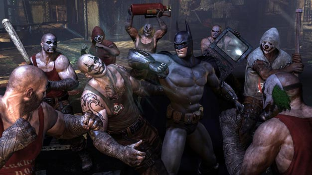 Bitching About Odd Narrative Things In Batman: Arkham City (6/6)