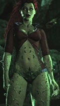 Poison Ivy from Batman: Arkham City