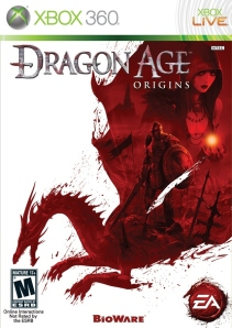 Box art for Dragon Age: Origins