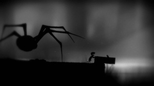 The spider chase sequence from Limbo.