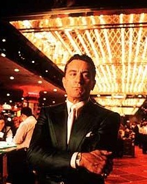 "Rober DeNiro in ""Casino"""