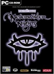 Neverwinter Nights cover art.