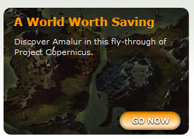 38 Studios offered up a fly-through through Project Copernicus to show they had done at least something... but I doubt that will save the title.