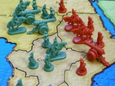 WORLD DOMINATION! or Risk, the board game
