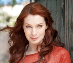A picture of Felicia Day.