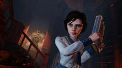 Elizabeth from Bioshock: Infinite during your first meeting.