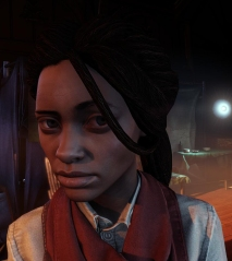 Daisy Fitzroy, leader of the Vox Populi in Bioshock: Infinite.