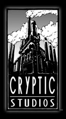 Cryptic's original, old logo.