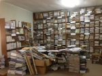 Lots and lots of documents.