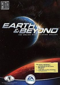 The Earth and Beyond box art.